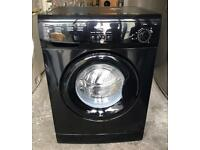Bush A126QS Nice Black Washing Machine (Fully Working & 4 Month Warranty)