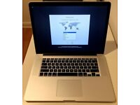 "15"" Macbook Pro Retina, 5125gb, 16gb ram, 2.5ghz. immaculate condition"
