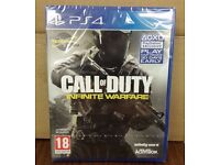 Call of Duty: Infinite Warfare (PS4) (NEW SEALED) (WILL DELIVER BY POST)