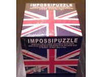 'Union Jack' Impossipuzzle (new)