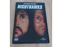 Nighthawks (1981) DVD