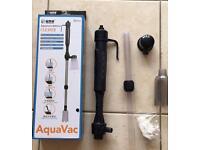 AquaVac Aquarium Battery Cleaner And Water Siphon