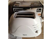 Elgento 2 Slice Toaster