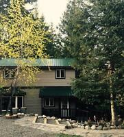 Mountain Cottage Getaway available for short term rentals