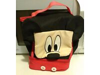 mickey pack lunch bag