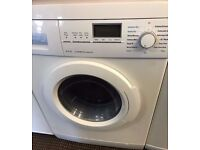 Siemens 6kg washing machine and dryer for sale in excellent condition with led display