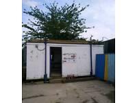 Portable cabin, container, site office, mobile cabin