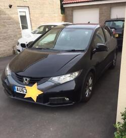 Honda Civic Type ES 1.8 Vtec 63 plate 5 door 2013