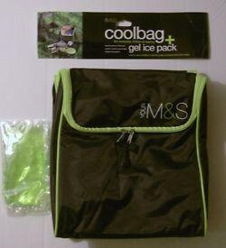 Marks & Spencer COOLBAG + gel ice pack
