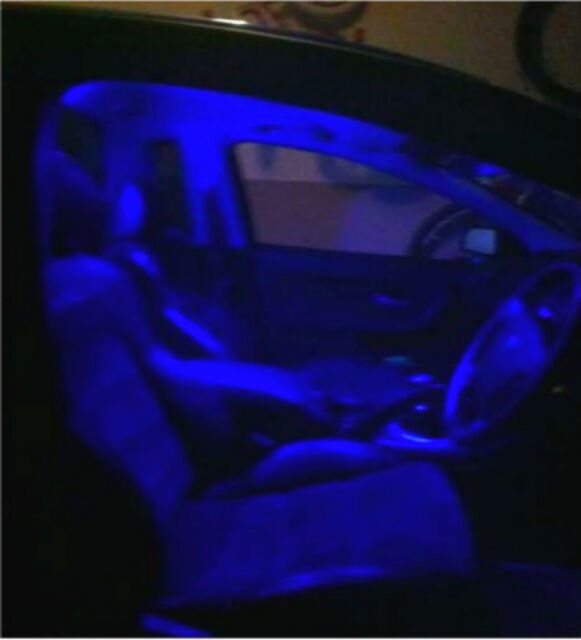 Subaru Liberty 2003-2009 4th GEN Blue LED interior Light  Kit