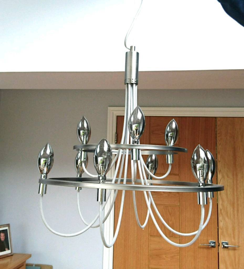 Bhs frederica candelabra light in chester cheshire gumtree bhs frederica candelabra light arubaitofo Image collections