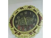 Large Islamic wall clock