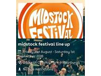 2 x Weekend Midstock Tickets ***price negotiable***