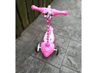 Minnie Mouse Activity Scooter
