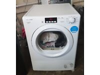 FREE DELIVERY Large 9KG Candy condenser tumble dryer WARRANTY