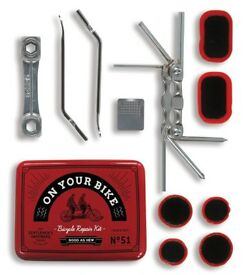 Wild & Wolf, Gentlemans Hardware No51, Bicycle Repair Kit £12.50