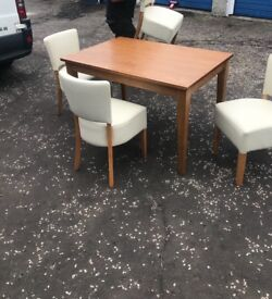 Solid wood dining table £170 ono