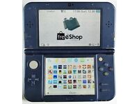 'New' NINTENDO 3DS 2DS 80 GAME Service + Luma, Fr3shop