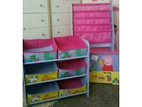 Peppa Pig kids furniture. £45