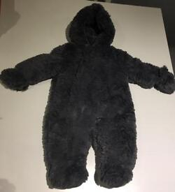 Baby snowsuit new without tags - Mother Care