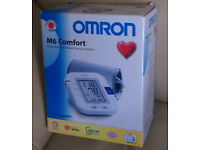 OMRON M6 Comfort Digital Automatic Blood Pressure Monitor.