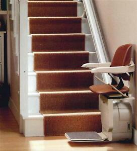 Brand New Stairlifts / Stair Chair - Highest quality of the market - Save 200$ by visiting Priva Mobility Website !