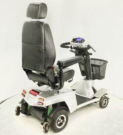 Quingo Vitesse 5 wheel 8mph mobility scooter