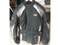 RST Motorcycle Jacket Size 40 inch Chest