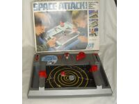 Vintage Action GT - Space Attack Game from 1980's