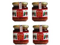 Mr Naga Hot Pepper Pickle Special offer from CHILLICULT