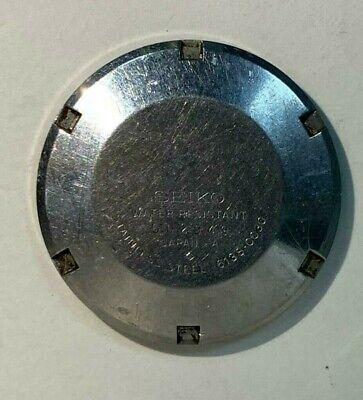 Vintage Seiko Kakume Chronograph 6138-0030 Automatic Watch CASE BACK ONLY