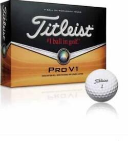 Titleist Pro V 1 golf balls