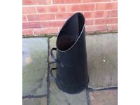 For sale : Large coal scuttle ideal for garden plant decoration
