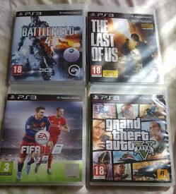 PS3 GAMES 100% WORKING!!