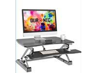 Duronics DM05D8 motorised standing desk