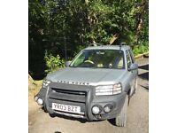 2003 Land Rover Freelander 2.5 V6 new head gaskets