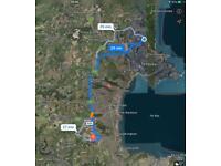 Anybody driving TORQUAY to Paignton, Mon-Fri at 6.30am?
