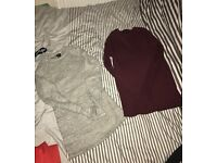 Men's Clothes Bundle - Sizes small & medium. £30 for the lot