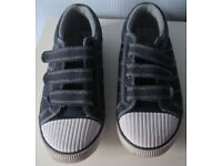 Boys Shoes, sandals, slippers etc - sizes baby 2 – childs 12. 50p - £3
