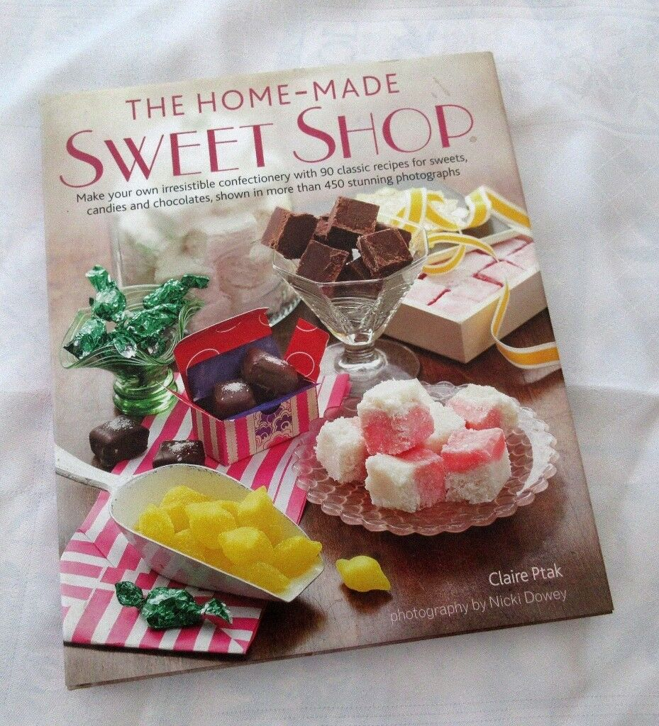 Cake making books