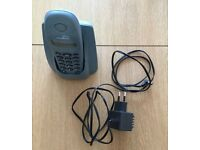 Siemens Gigaset A1 cordless phone, barely used