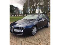 **BARGAIN** 57 Alfa Romeo 159 *DIESEL*AUTOMATIC* £2500!!