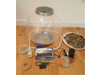 Biorb 30 Litres standard LED light with accessories