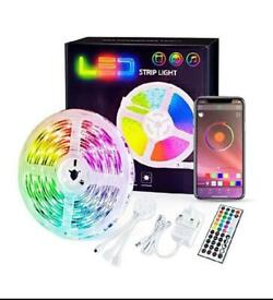 Led strip lights with remote (new)