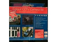 Colour CCTV HOME SECURITY CAMERA KIT
