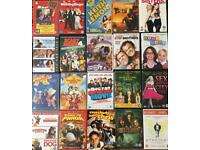 41 DVD's for sale