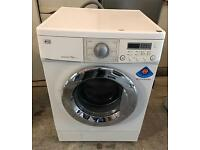 7.5KG LG Direct Drive WM-16220FD Washing Machine Good Condition & Fully Working Order