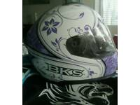 Ladies full face helmet