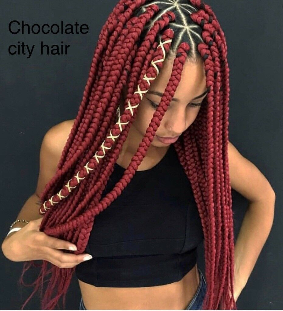Afro Caribbean Braiding And Weaving Centre Free Hair Treatment