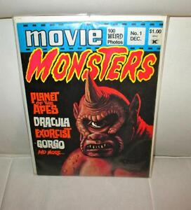MOVIE  MONSTERS NO 1
